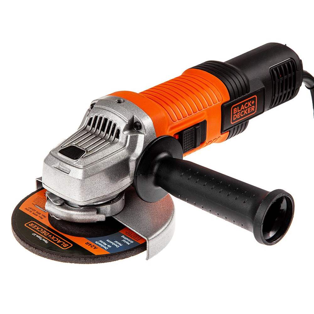 Ушм болгарка G850-RU BLACK&DECKER